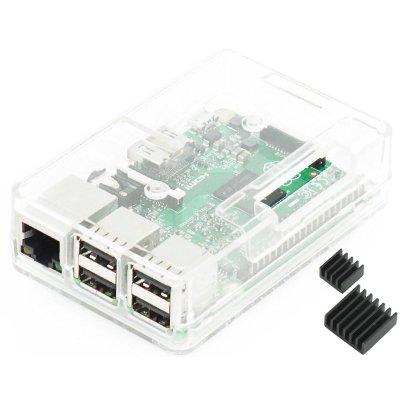 画像1: Raspberry Pi3 Model B ボード&ケースセット